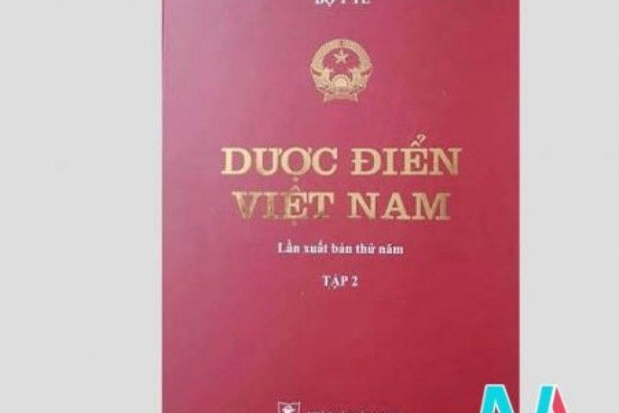 Dược điển Việt Nam 5